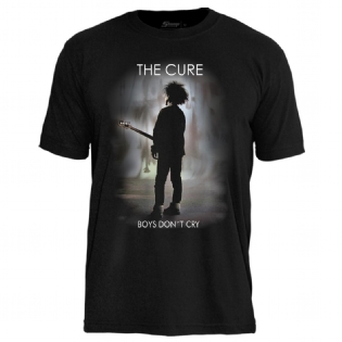 Camiseta The Cure Boys Don´t Cry