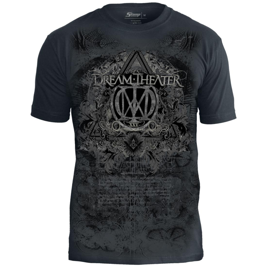 Camiseta Premium Dream Theater XXV