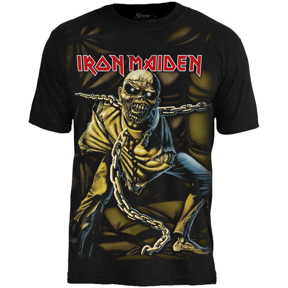 Camiseta Premium Iron Maiden Piece of Mind