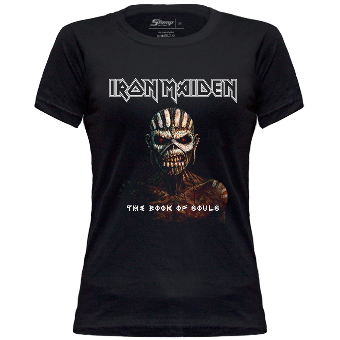 Baby Look Iron Maiden The Book of Souls