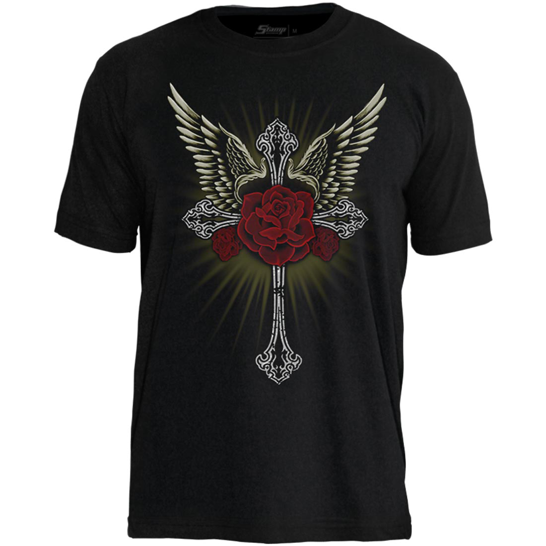 Camiseta Tattoo Saint