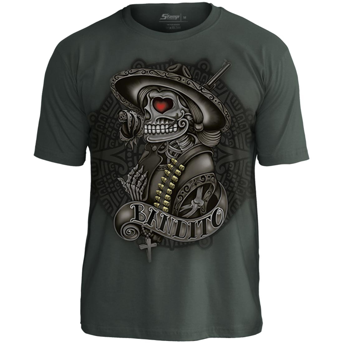 Camiseta Tattoo Bandito