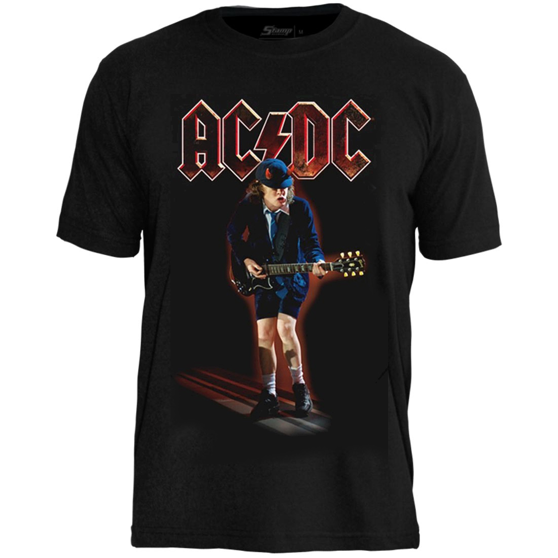 Camiseta AC/DC Live At River Plate