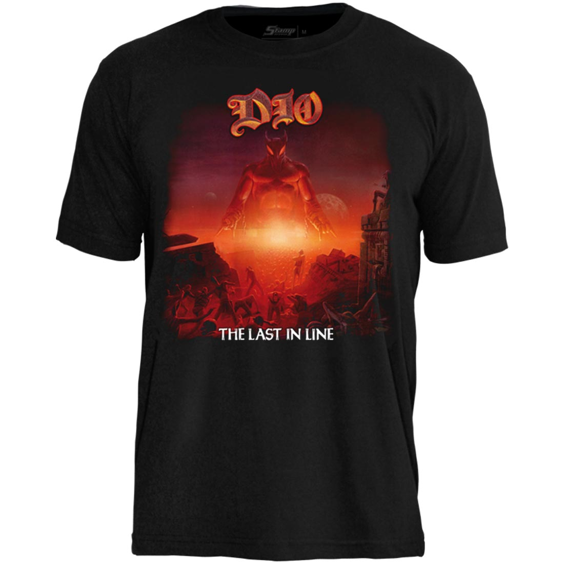 Camiseta Dio The Last in Line