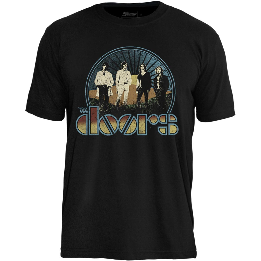 Camiseta The Doors Fild Vintage