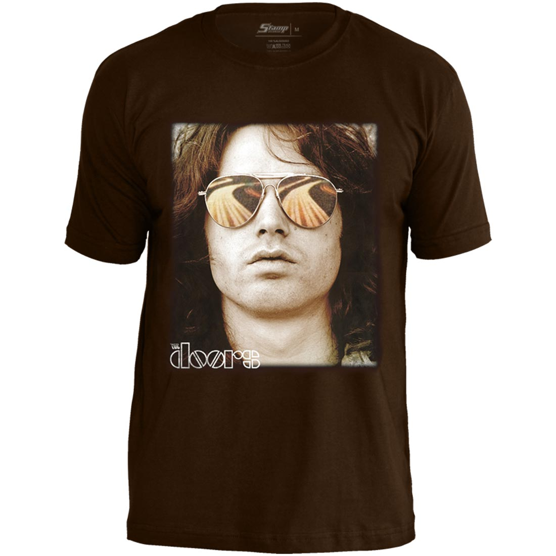 Camiseta The Doors Glasses
