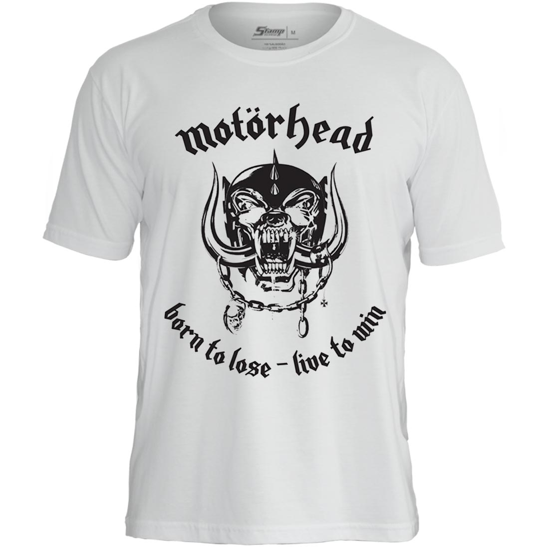 Camiseta Motorhead Born to Lose, Live to Win