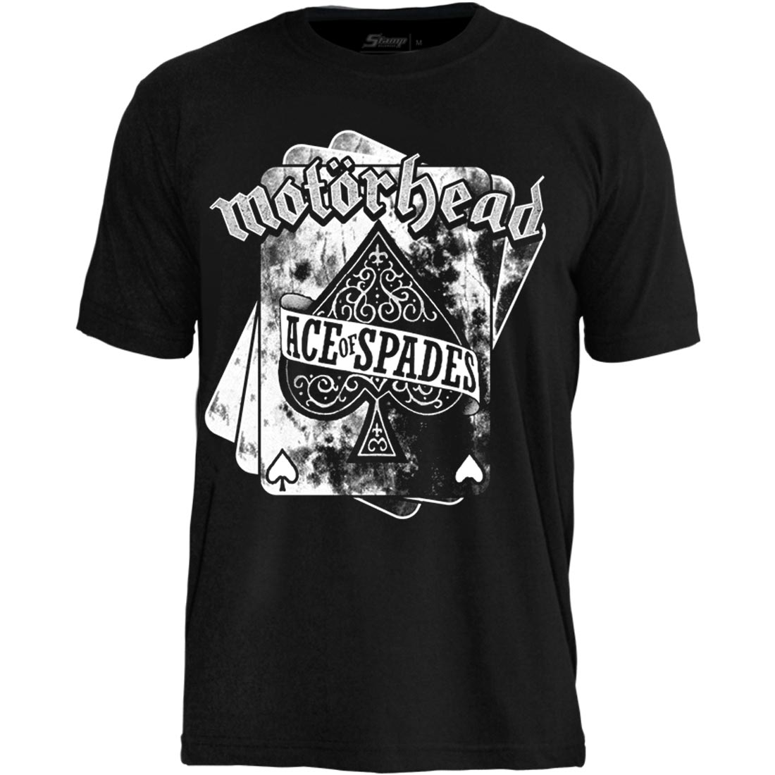 Camiseta Motorhead Ace Cards