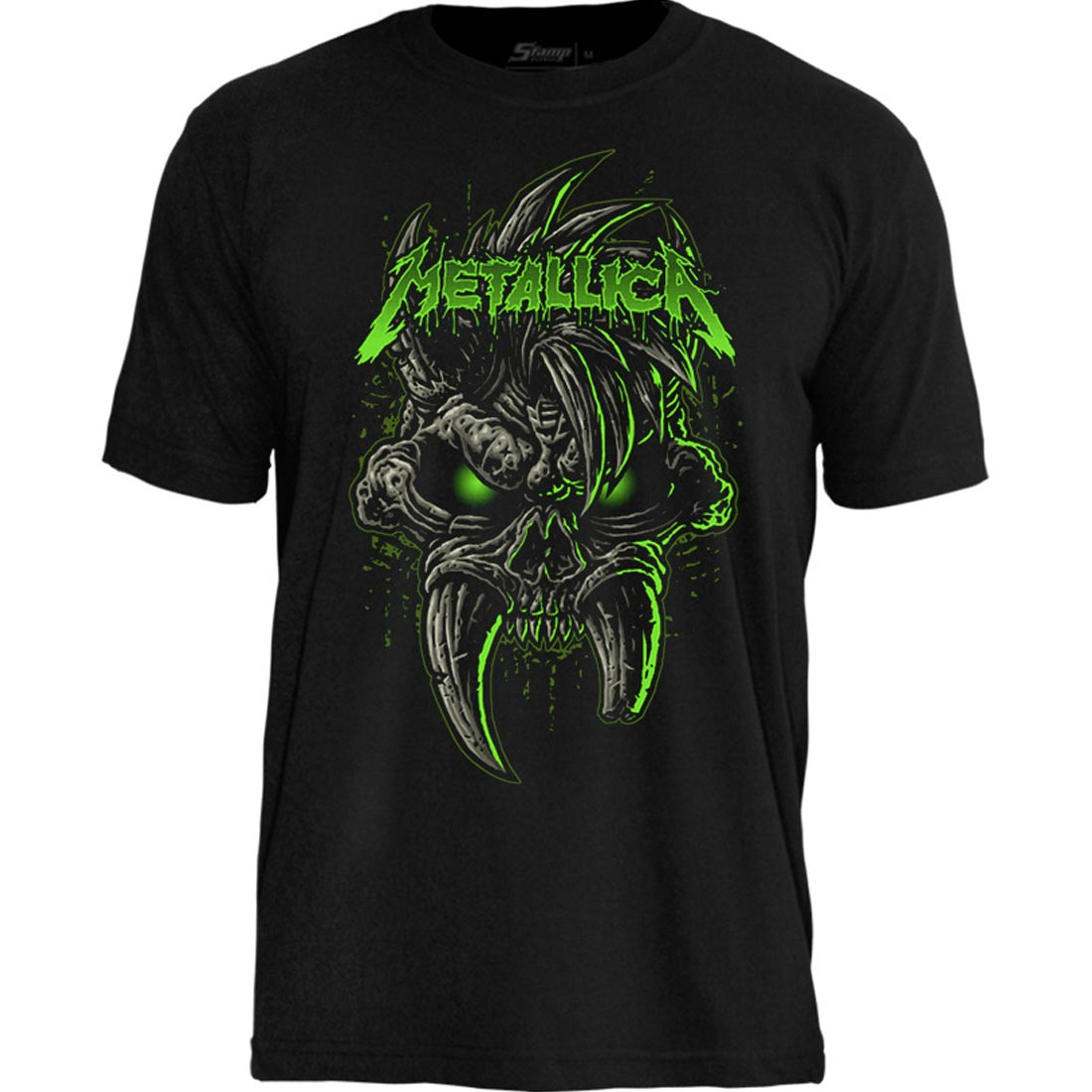 Camiseta Metallica Skariest Guy