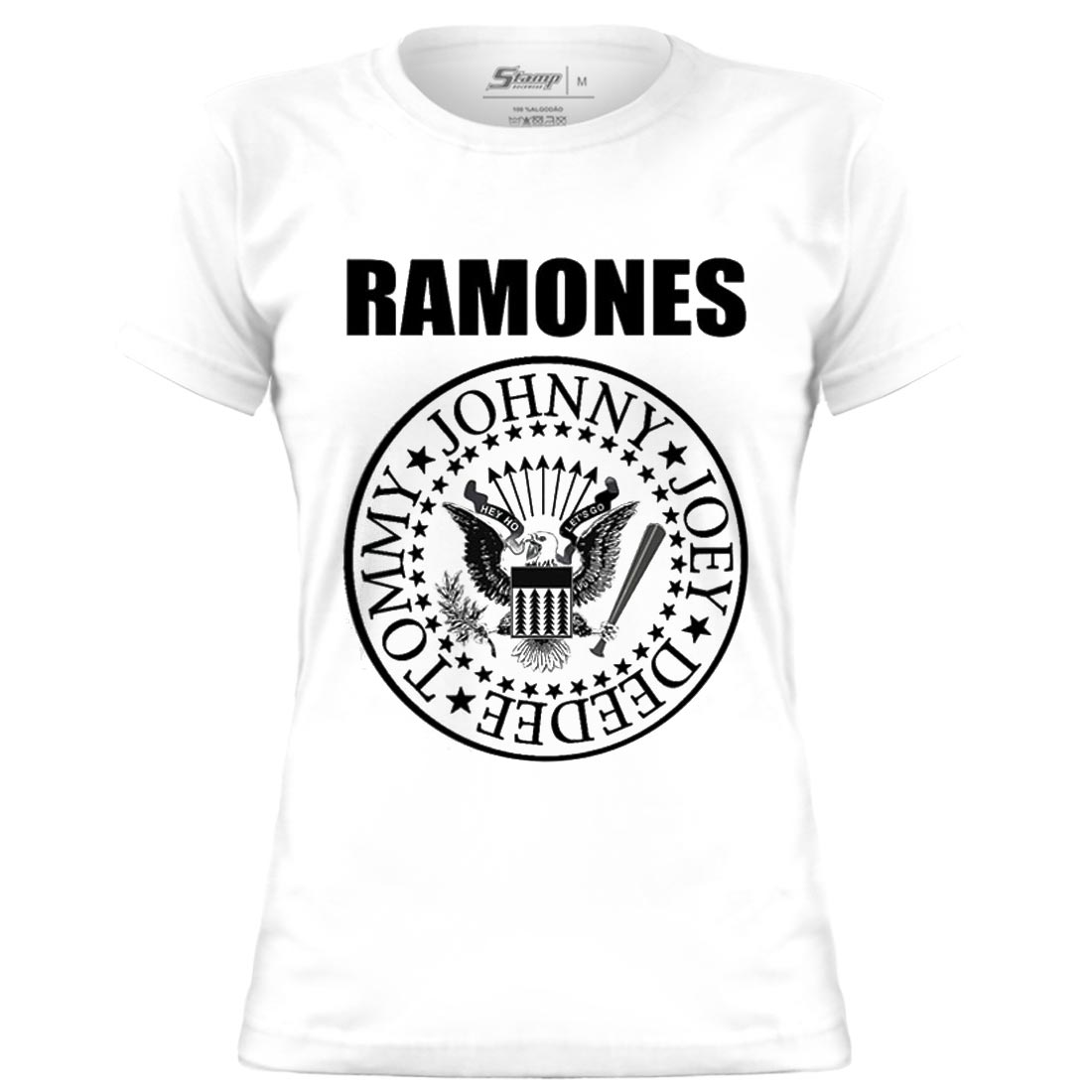 Baby Look Ramones Hey Ho, Lets Go