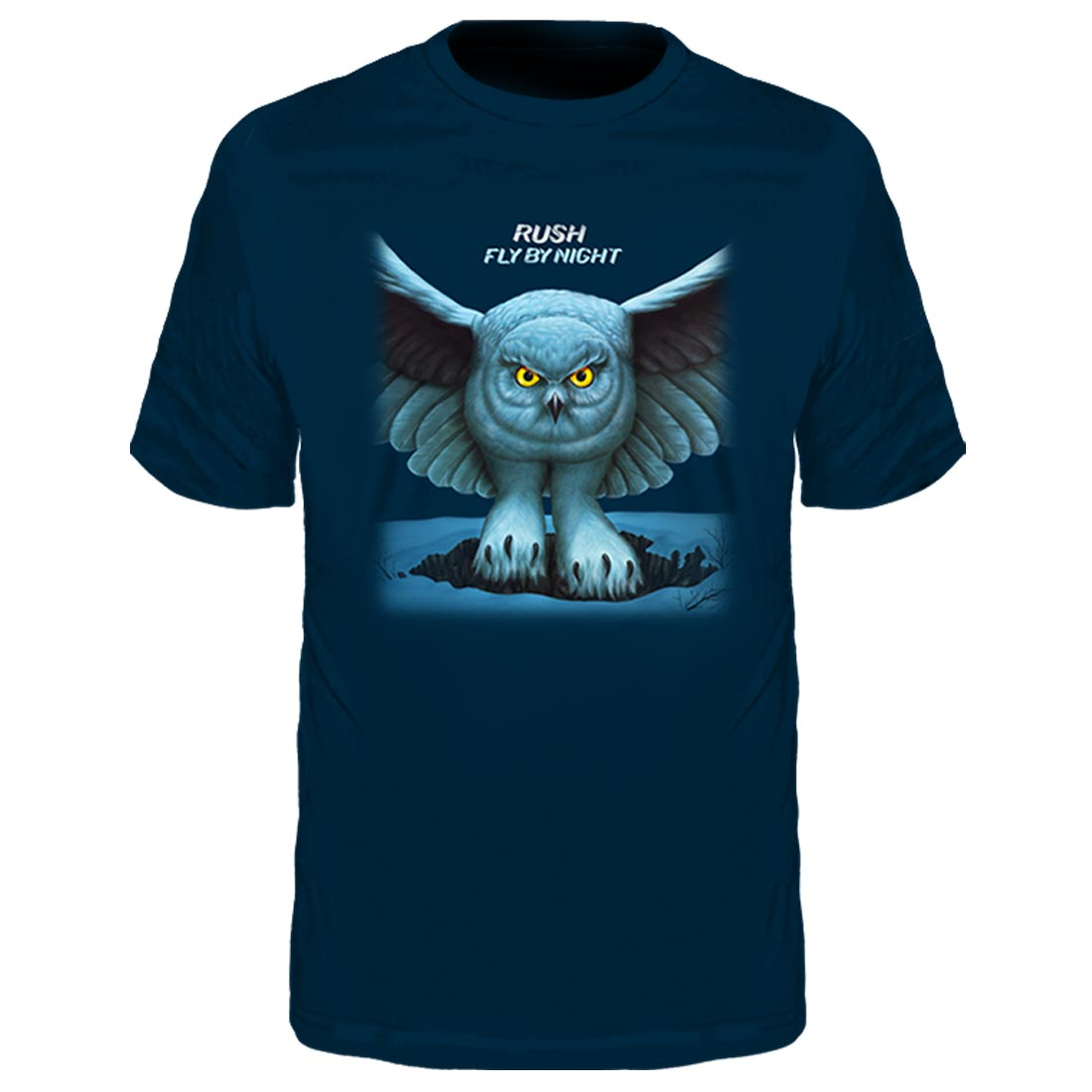 Camiseta Infantil Rush Fly By Night