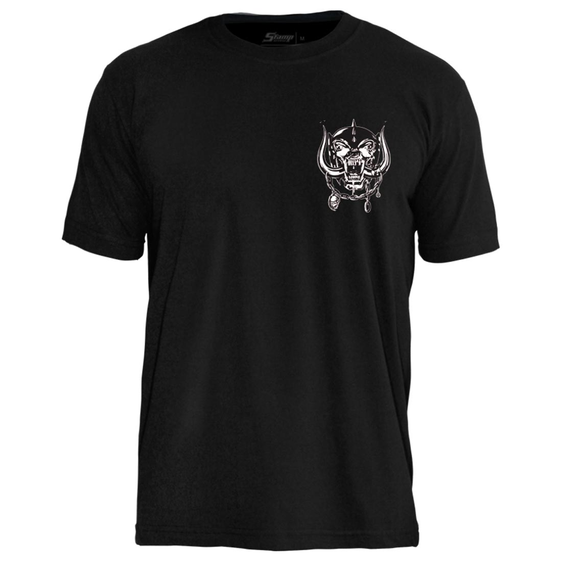 Camiseta PC Motorhead Logo Snaggletooth