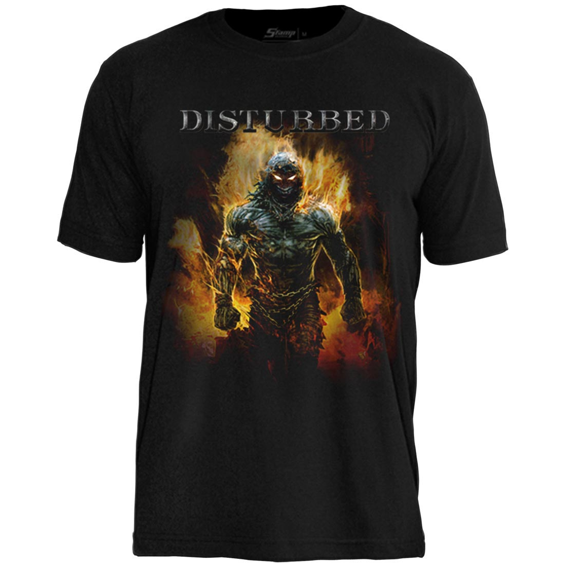 Camiseta Disturbed Indestructible