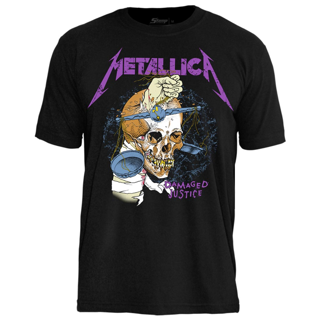 Camiseta Metallica Harvester