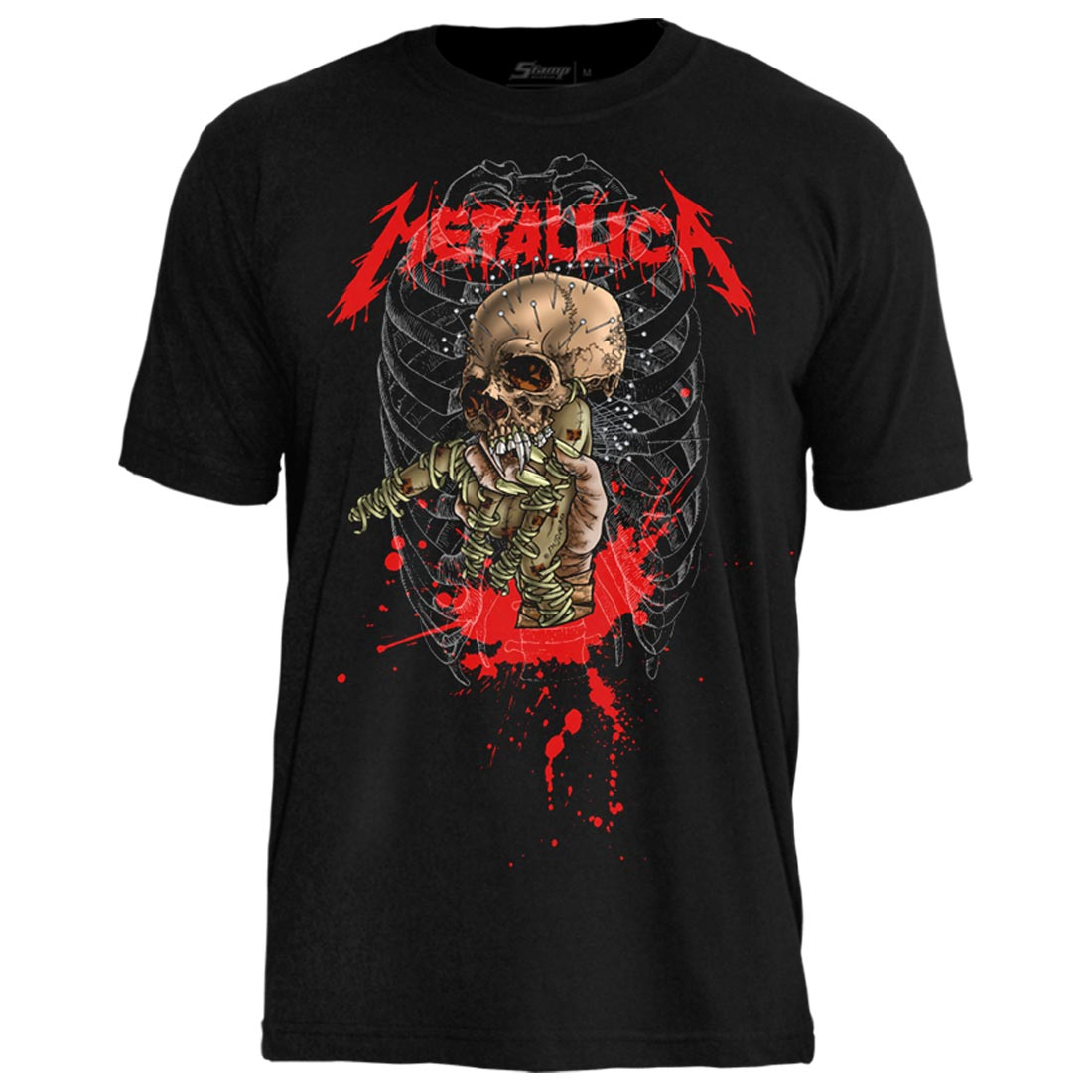 Camiseta Metallica Alien