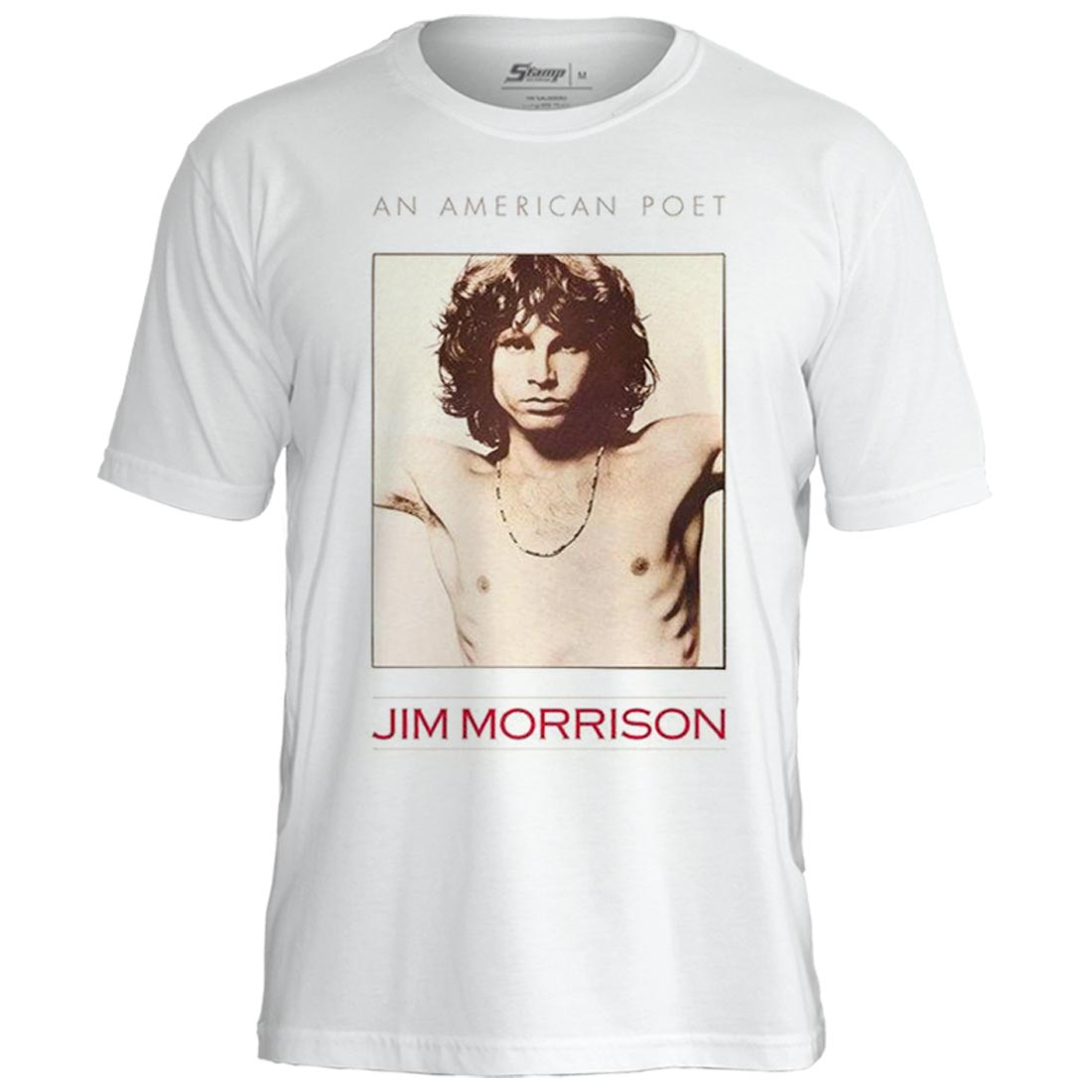 Camiseta The Doors An American Poet