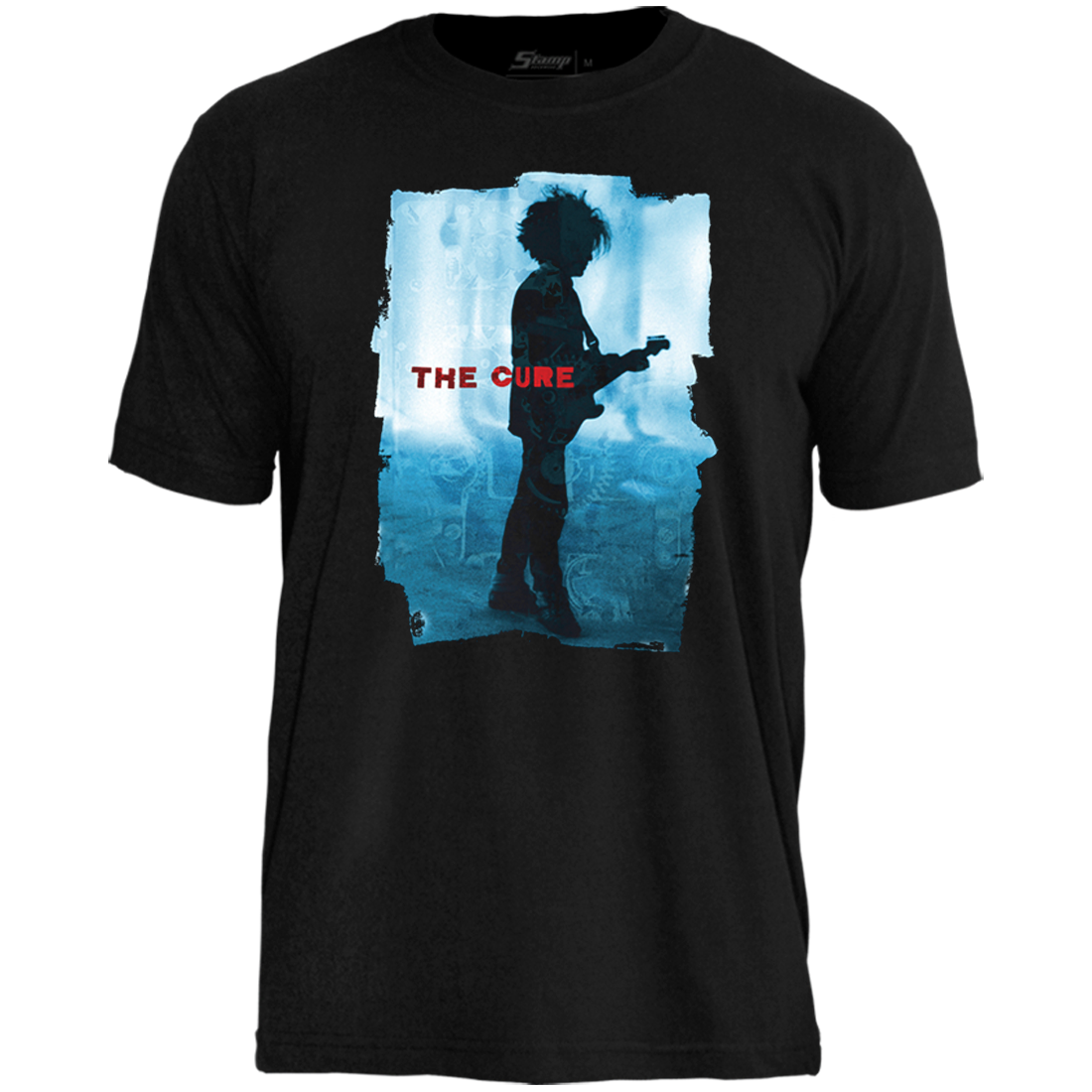 Camiseta The Cure RS Blue